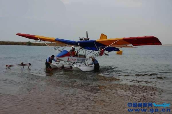 中航工业轻型运动飞机项目落户湖北荆门