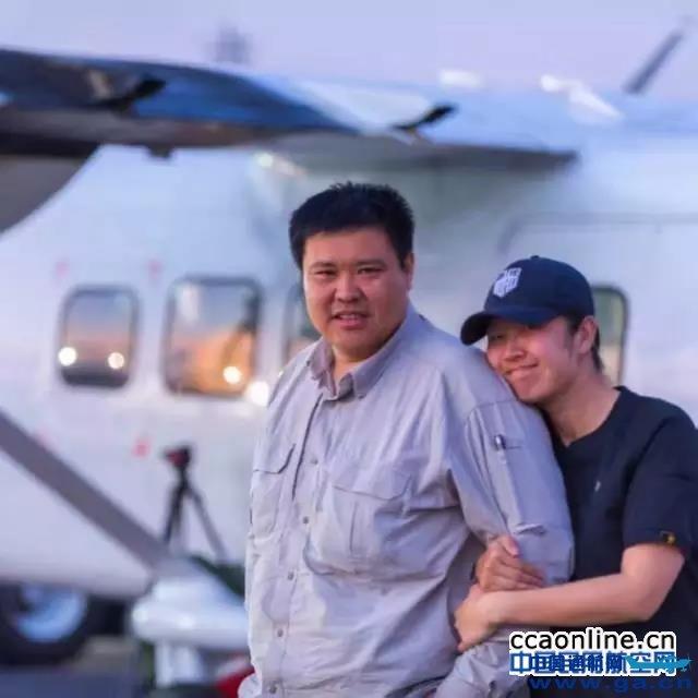 中国夫妇驾驶哈飞y12飞机完成首次环球飞行(3)_中国网