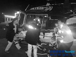 冀中学生体育课突发呼吸心跳骤停,直升机1小时送达北京医院