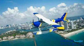 海南省正在筹划建设水上机场等通航机场