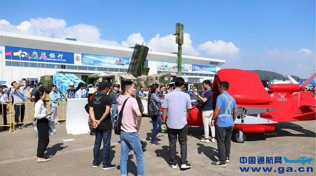 珠海航展明星:全球首款海陆空三栖飞行汽车惊艳亮相